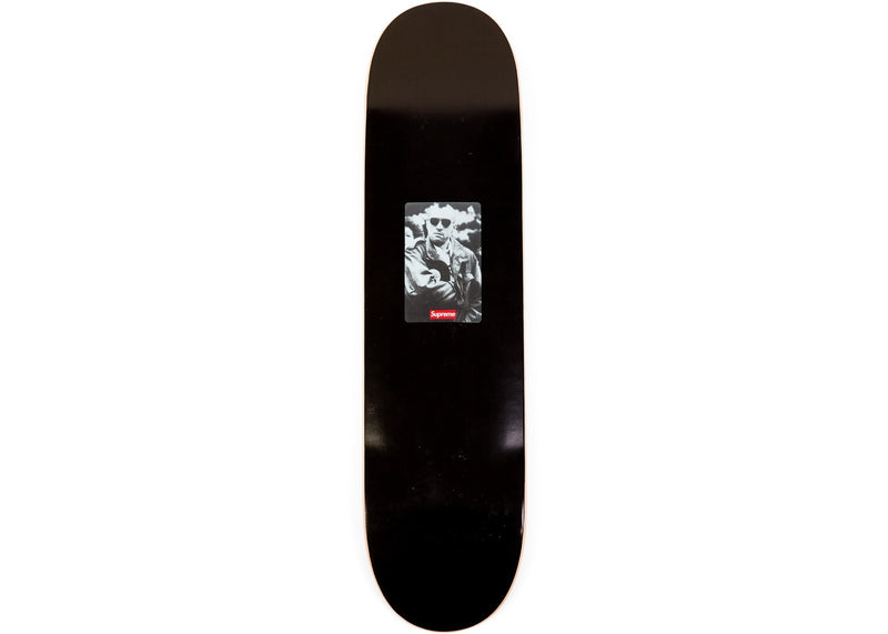 "Supreme 20th Anniversary ""Taxi Driver"" Skateboard Deck -Black"