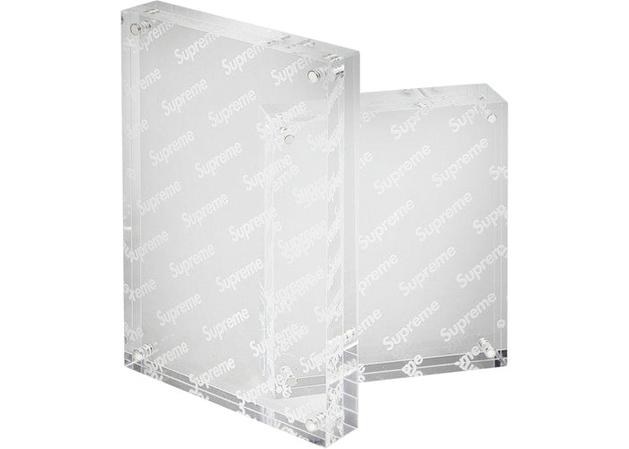Supreme Acrylic Photo Frame Clear -(Set of 2)