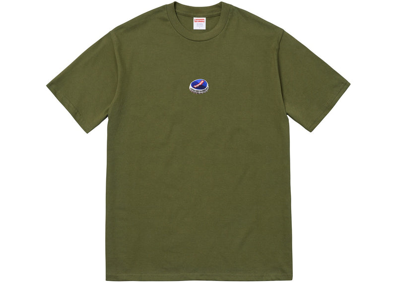"Supreme Tee ""Bottle Cap"""