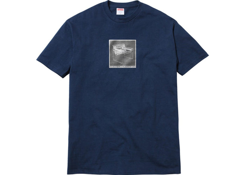 "Supreme ""Chair"" Tee Navy"