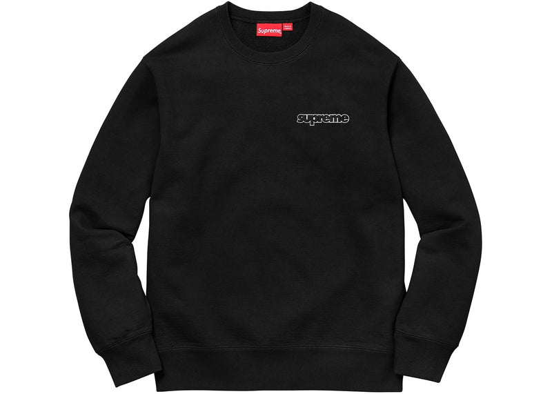 "Supreme Crewneck ""Connect"""