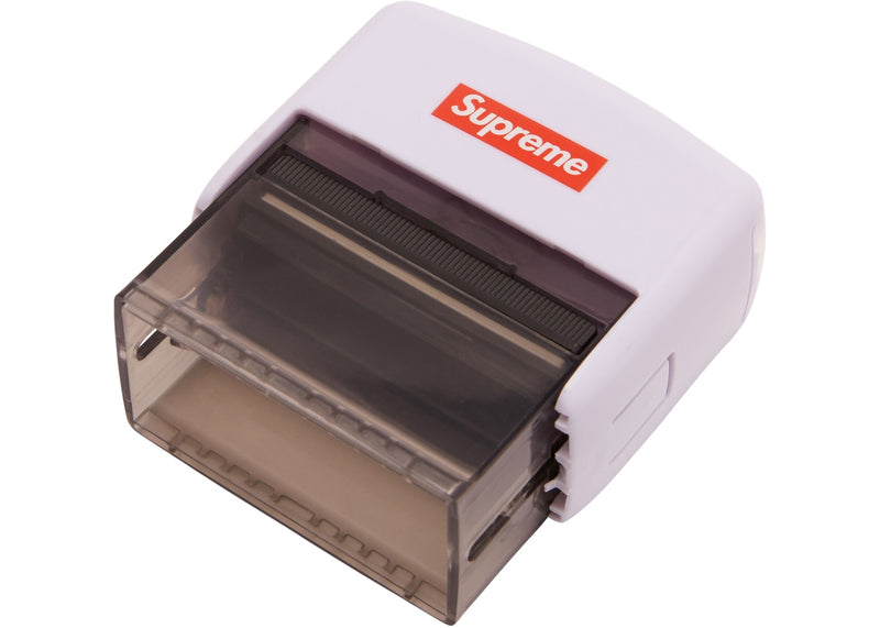 "Supreme Stamp ""Don't Ask Me 4 Shit"""
