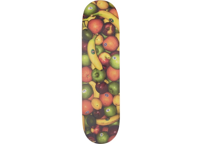 "Supreme ""Fruit"" deck"