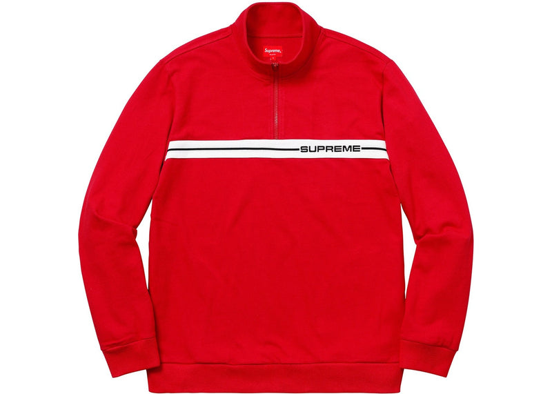 Supreme Quarter Zip-Up Jacket