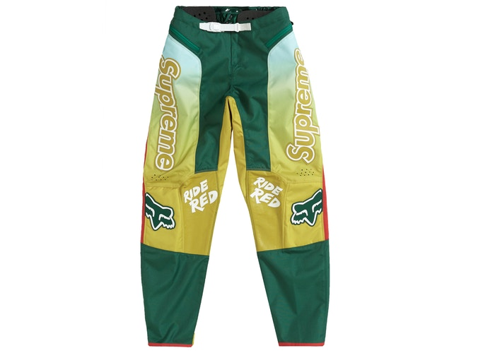 Supreme Honda Fox Racing Moto Pant Moss