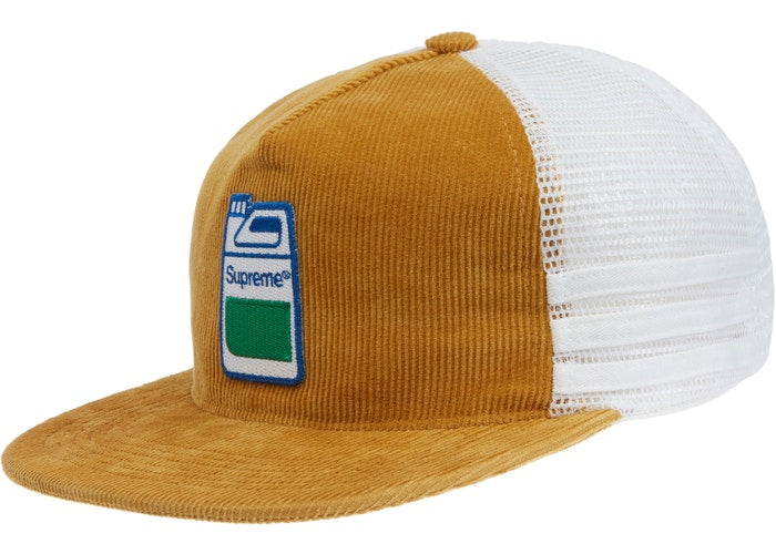 Supreme Jug 5-Panel FW19 -Gold