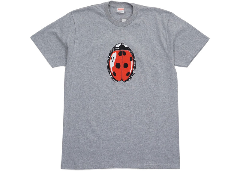 Supreme Lady Bug Tee -Grey