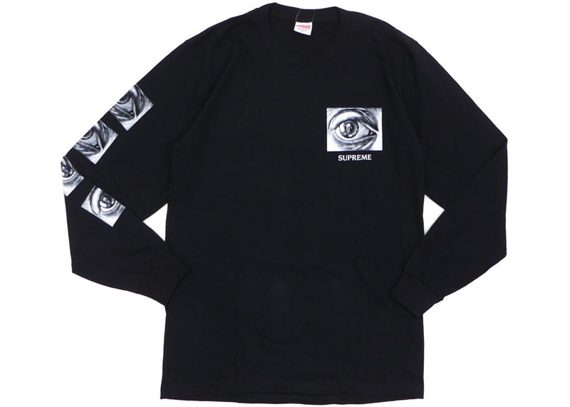 Supreme MC Escher Eyes L/S