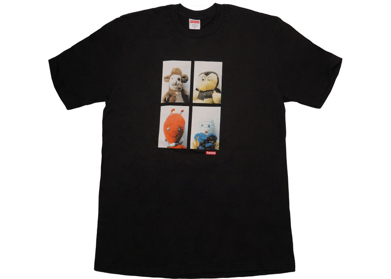 Supreme Mike Kelley AhhYouth! Tee Black