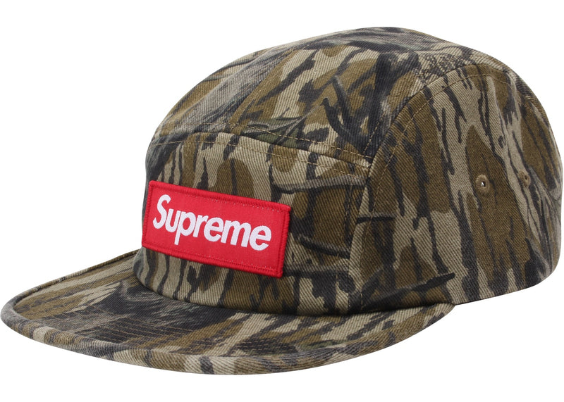 "Supreme Military Camp Cap ""Mossy Oak"" -FW18"