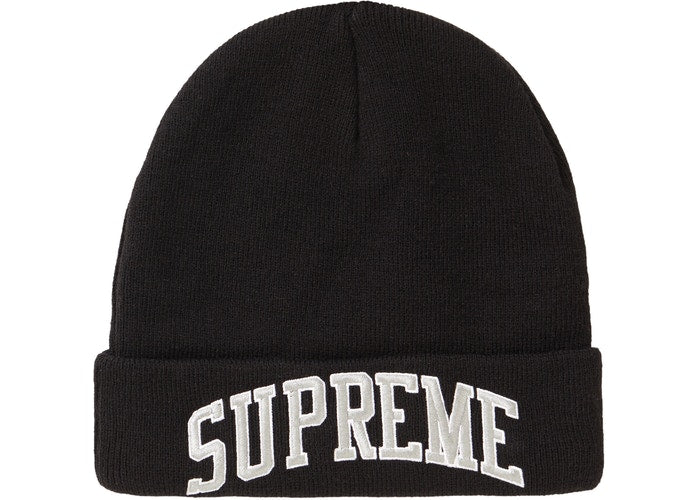 Supreme NFL x Raiders x '47 Beanie-Black