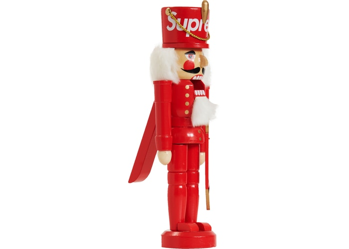 Supreme Nutcracker Red
