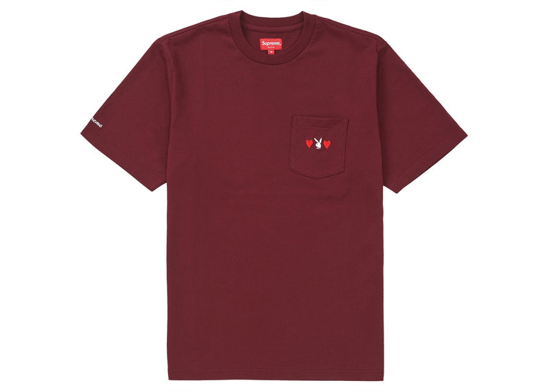 "Supreme Pocket Tee ""Playboy"""