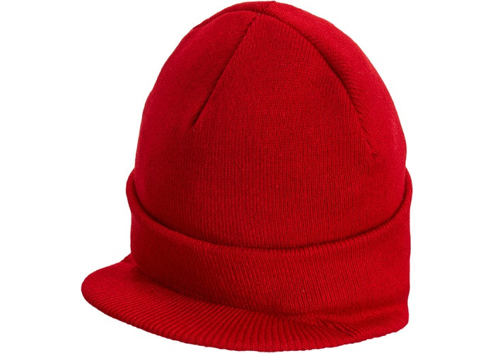 Supreme Radar Beanie Red