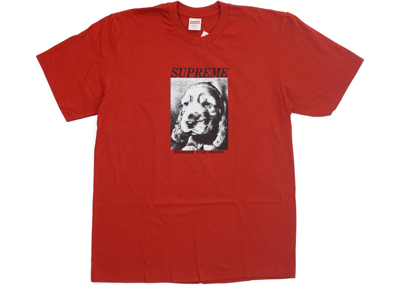 "Supreme Tee ""Remember"""