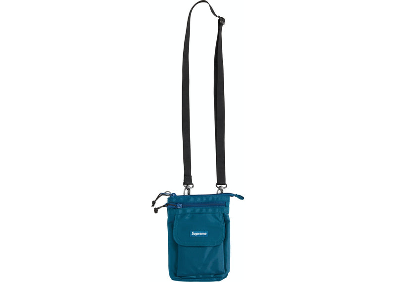 Supreme FW19 Shoulder Bag Dark Teal