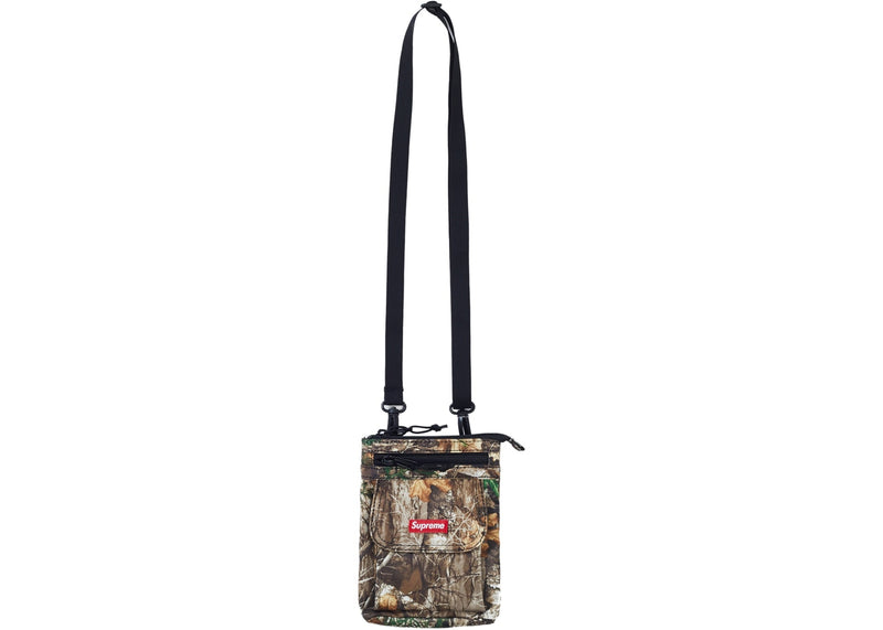 Supreme Shoulder Bag (FW19) -Tree Camo