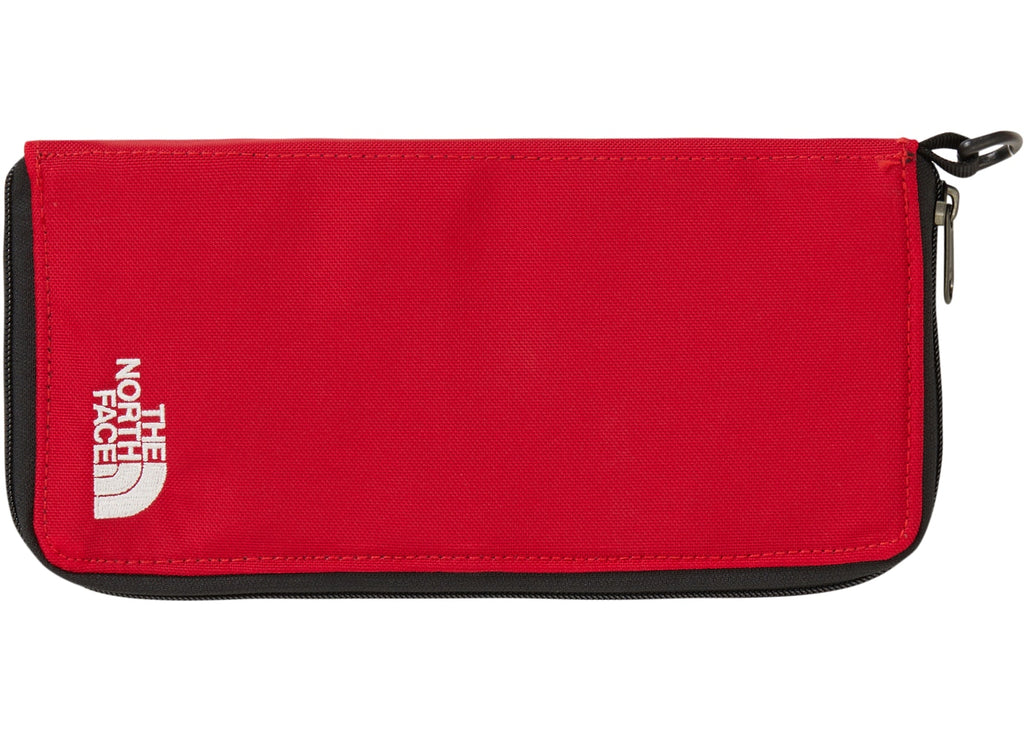 Supreme The North Face Arc Logo Organizer - Red