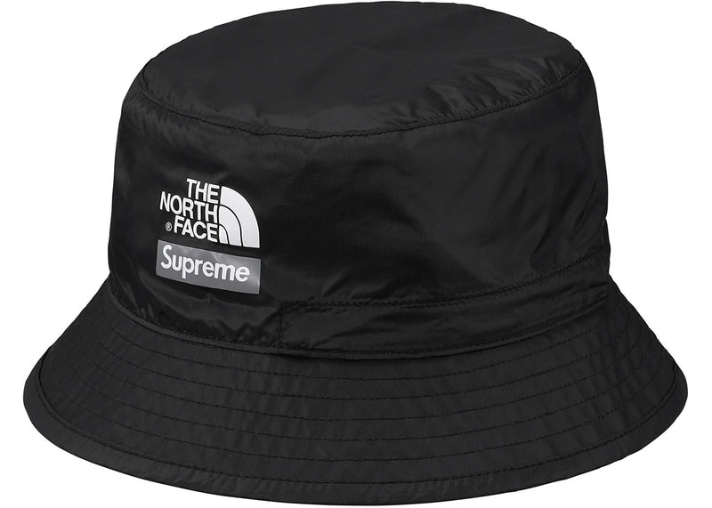 Supreme The North Face Snakeskin Packable Reversible Crusher Black