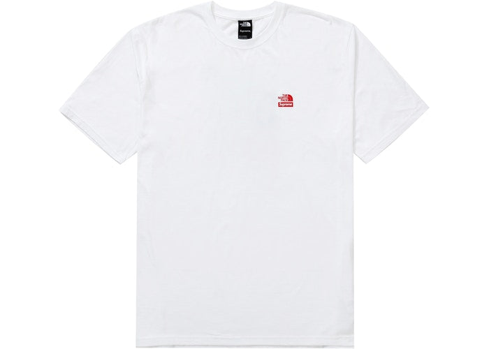 Supreme TNF Statue of Liberty tee - White