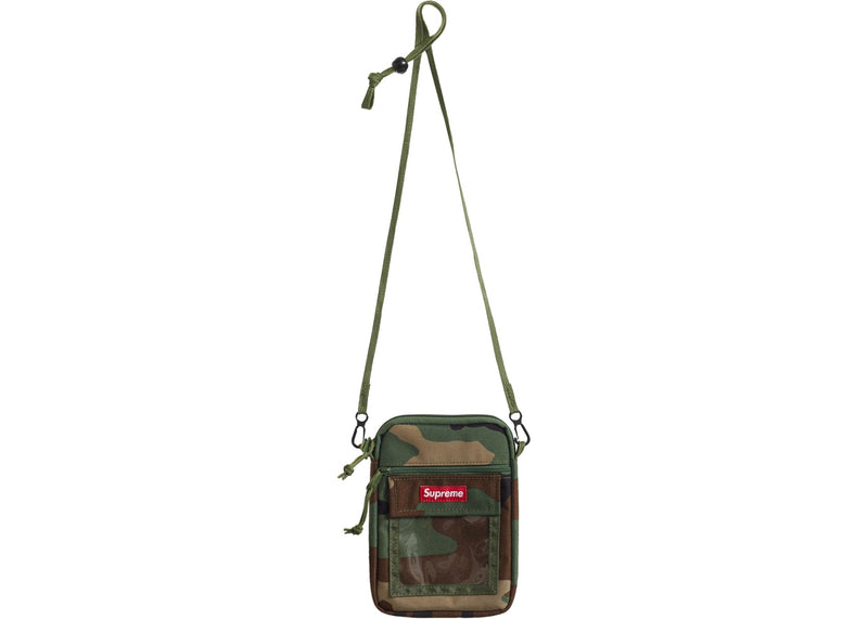 Supreme utility pouch (ss19)- woodland camo