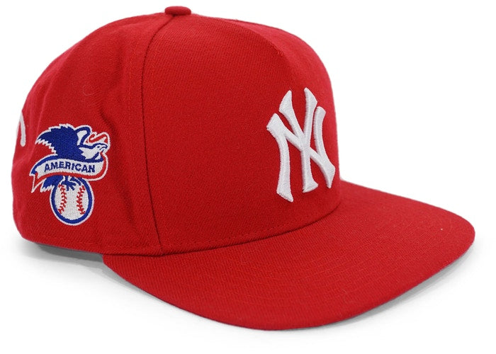 Supreme Yankees 5 Panel Red