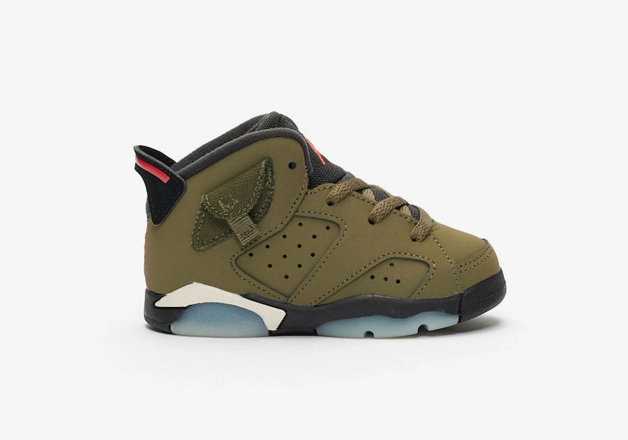 "Air Jordan 6 TD ""Travis Scott"""