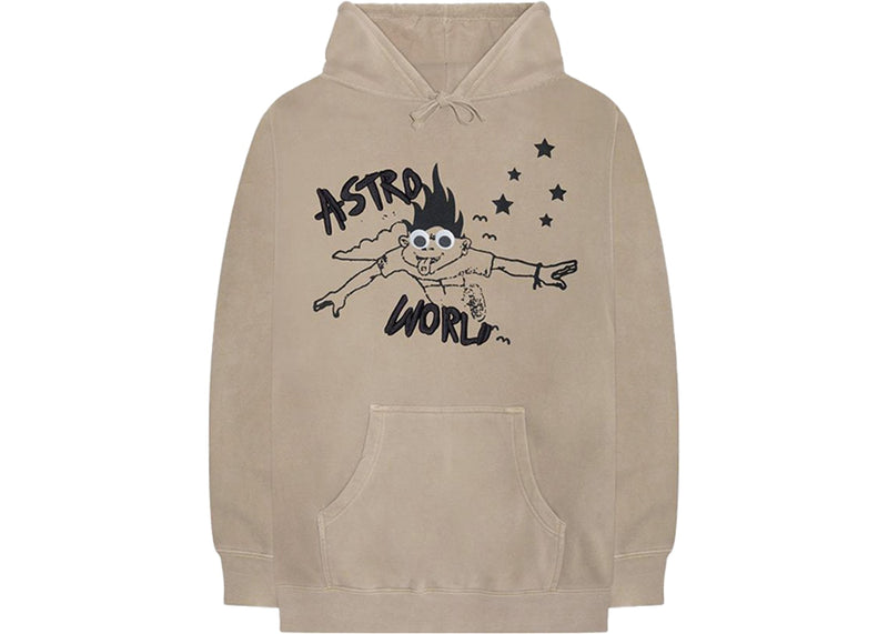 "Astroworld Hoodie ""Look Mom I Can Fly"""