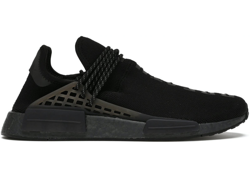 adidas NMD Hu Pharrell Human Race Triple Black Pack