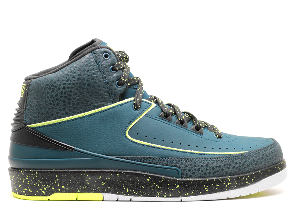 "Air Jordan 2 Retro ""NightShade"""