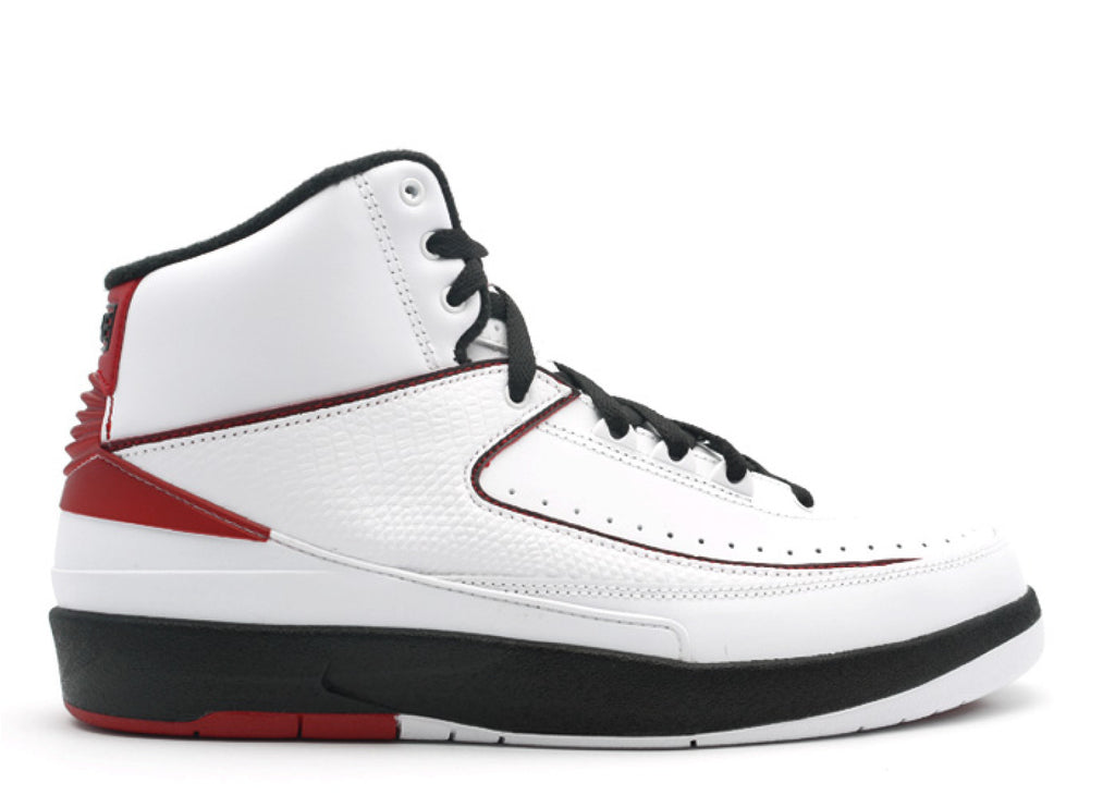 "Air Jordan 2 Retro Qf ""Varsity Red"""