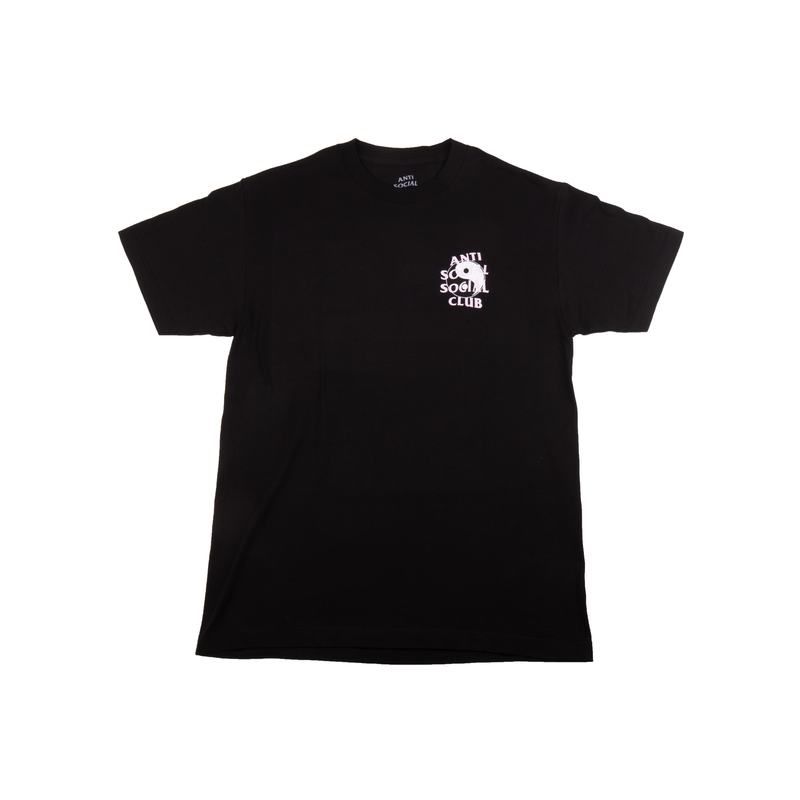 Anti Social Social Club Black Whisper Tee