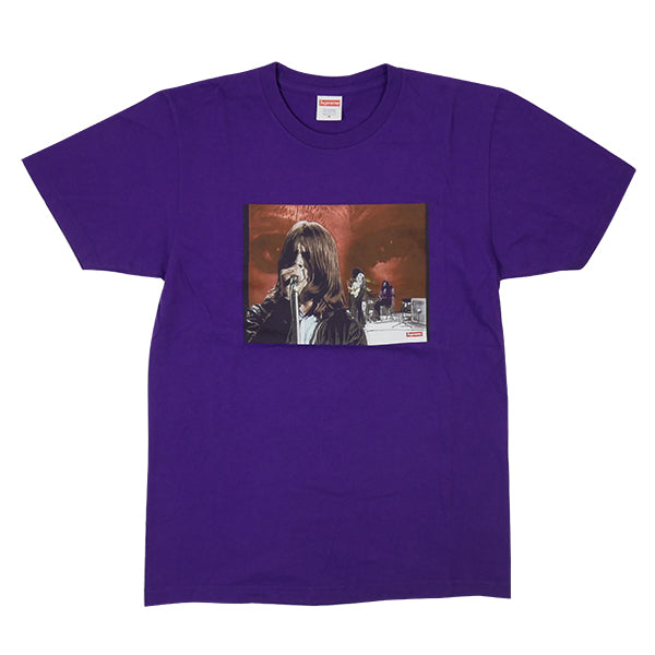 Supreme Black Sabbath Paranoid Tee -Purple-