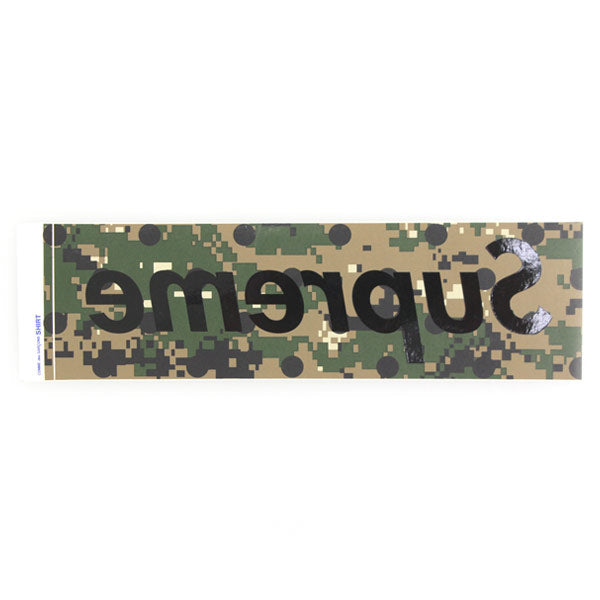 Supreme CDG Sticker