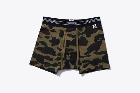 "Bape Trunks ""ABC Camo"""