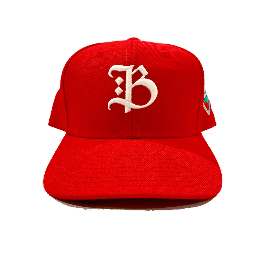 "Breakout ""Series"" Hat Red"