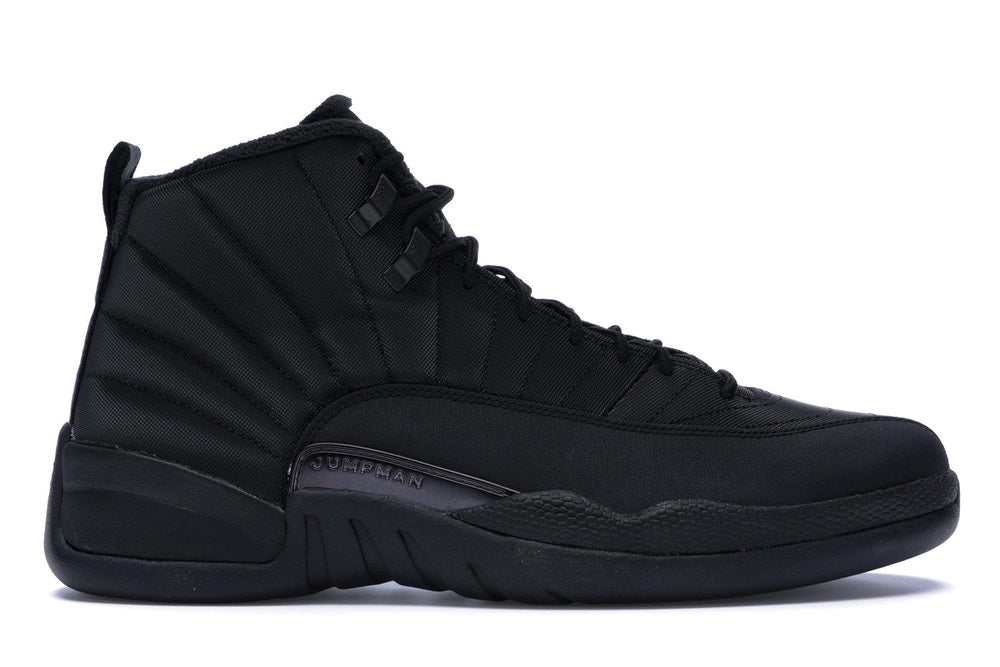 Air Jordan 12 Retro Winter Black