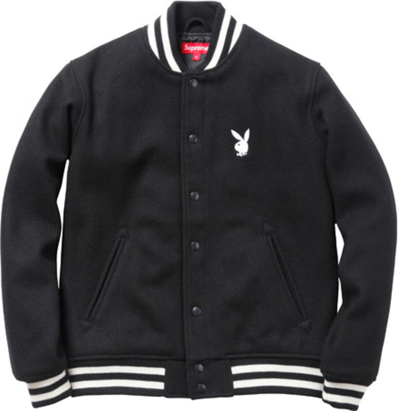 "Supreme Varsity Jacket ""Playboy"""