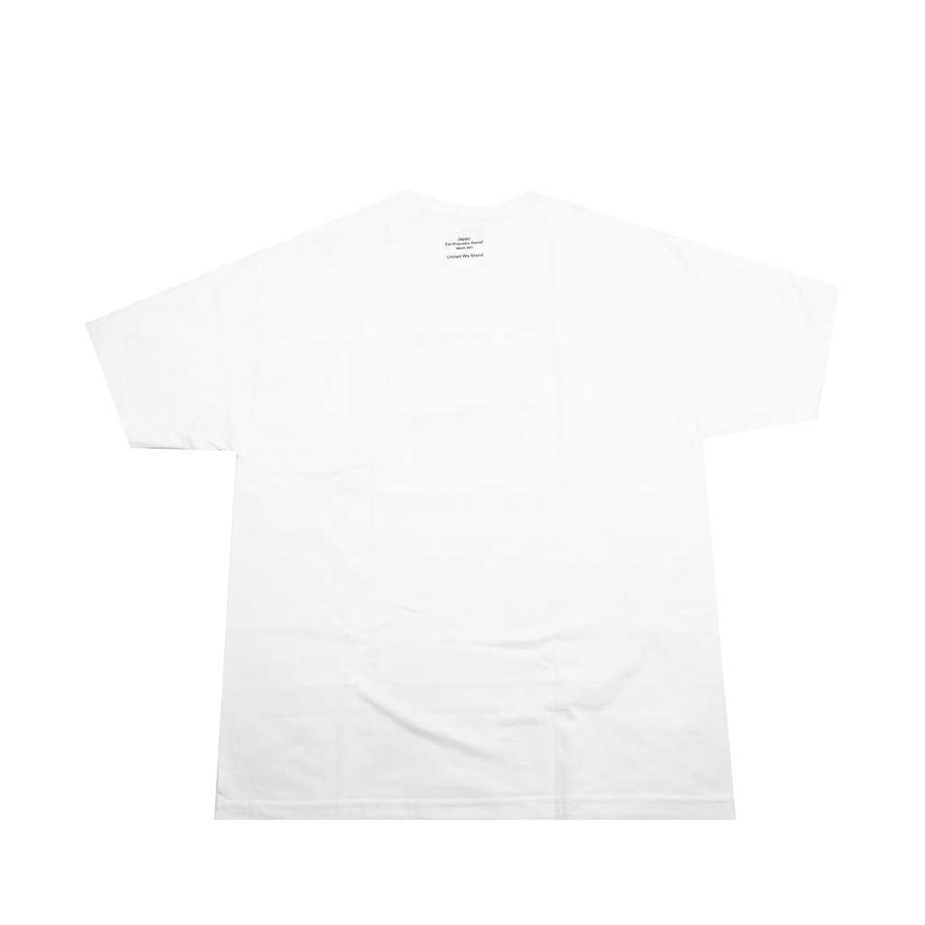 "Supreme Box Logo Tee ""Japan Relief"""