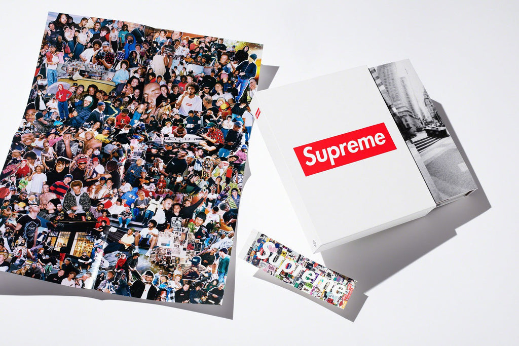 Supreme (Vol 2) Book - White