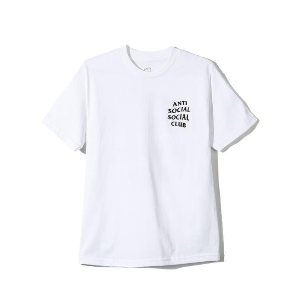 "Anti Social Social Club Tee ""Kkoch"" -White"