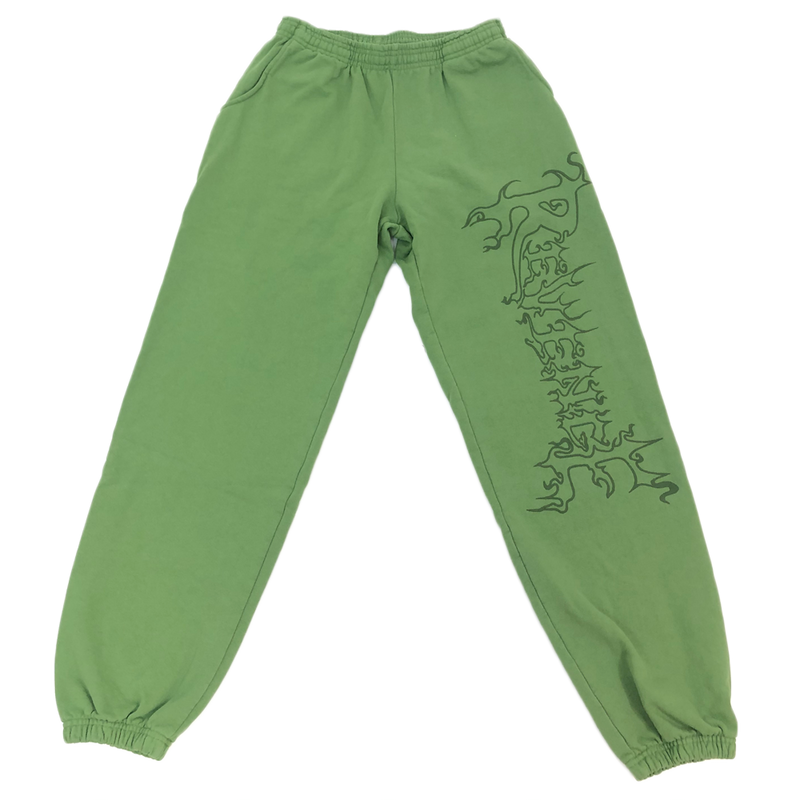 Revenge Army Sweatpants Green
