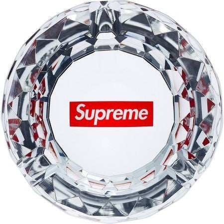 Supreme Diamond Cut Ash Tray