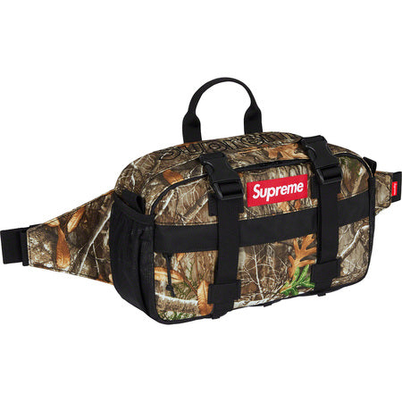 Supreme Waist Bag (FW19) Tree Camo