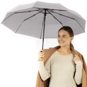 Repel Travel Umbrella - Gray