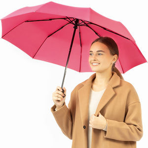 Repel Travel Umbrella - Pink