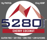 Cherry Coconut