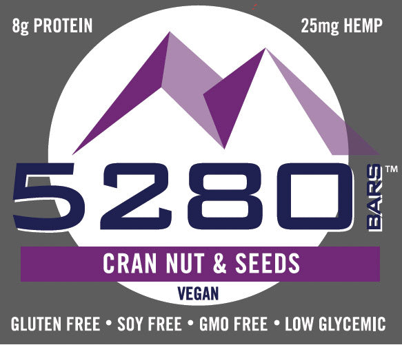Cran Nut and Seeds – Vegan