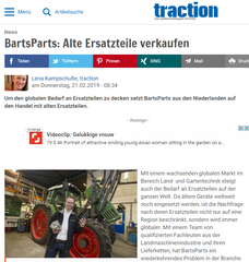 Traction - Agrarheute