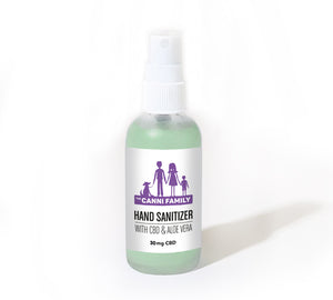 Now available CBD hand Sanitiser!